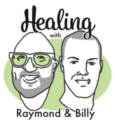 Healing w RnB logo